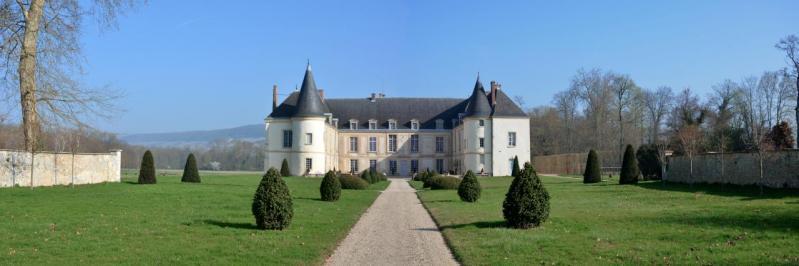 Château de Condé-en-Brie
