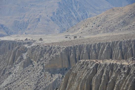 Les impressionnantes falaises de Kog