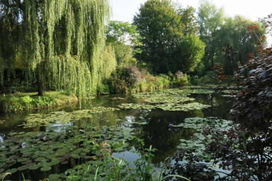 Giverny, le jardin Monet