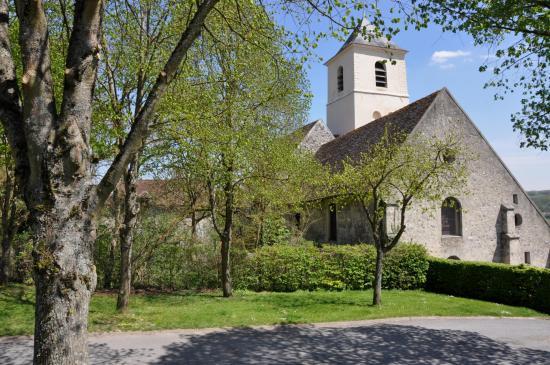 Eglise de Chaminy