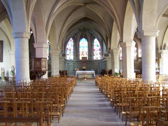 Abbaye ND de Jouarre