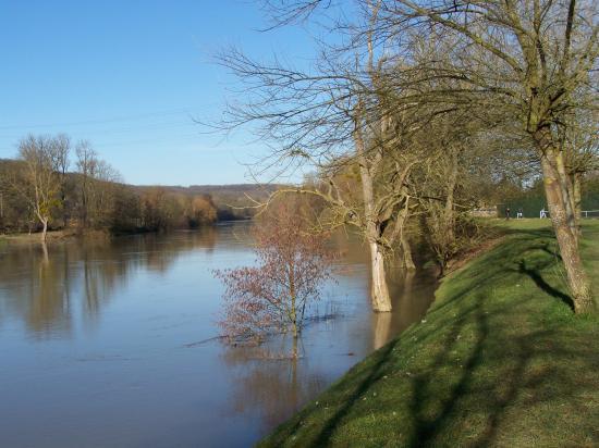 La Marne du côté de La-Ferté-sous-Jouarre