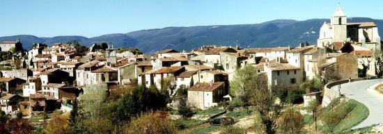 Le village de Saignon