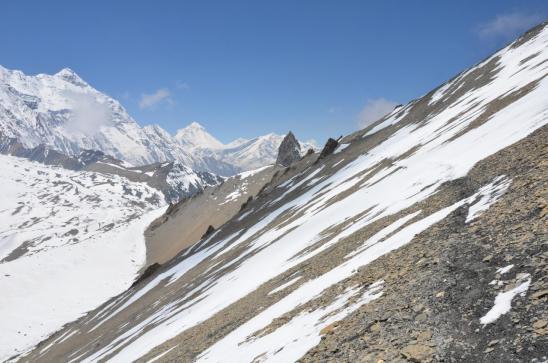 Entre l'Eastern Pass et le Mesokanto La