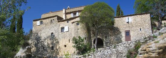 Le village de Sivergues