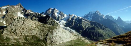 Au col des Chavannes (Val Veny)