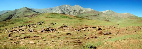 Sur le plateau du Yagour