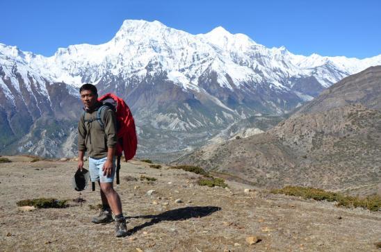 Nirajan Ghishing Tamang, sirdar de l'expédition
