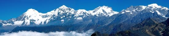 Ganesh Himal : Pabil, Ganesh II, Ganesh  V et Paldor
