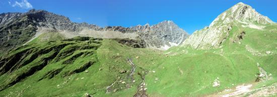 Le Mont de Nix (vallon de la Youla)
