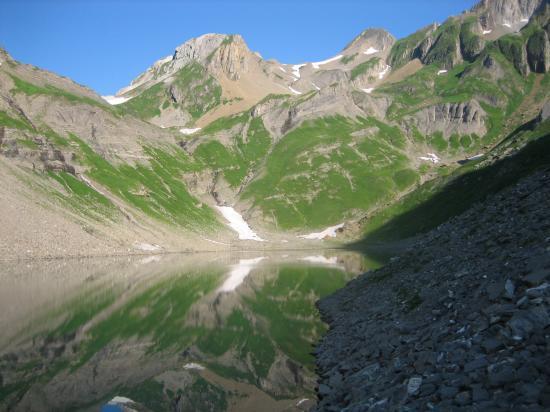 Le lac de Vogealle