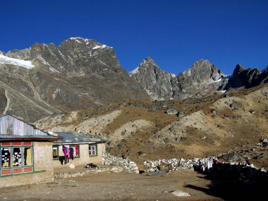 A la yersa de Dzongla
