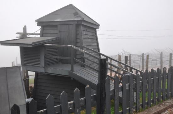 Le camp nazi du Struthof