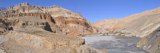 Entre Tangbe et Chhusang