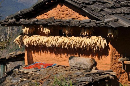 Maison Tamang à Chayarsa