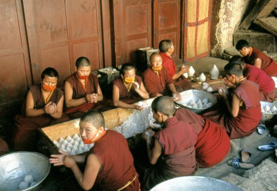 Monastère de Thupten Chulin
