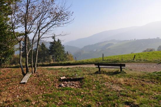 Point de vue entre le Grand-Brezouard et Bagenelles