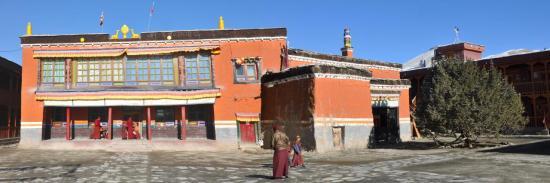 Lo Manthang (Choede gonpa)