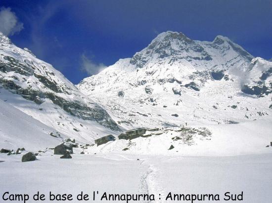 Annapurna BC (Annapurna S)