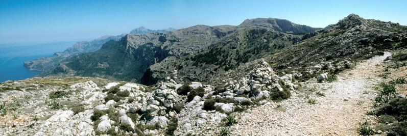 Entre Valldemosa et Deia, le chemin de l'Arxiduc