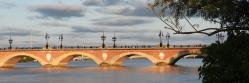Bordeaux (le Pont de Pierre)