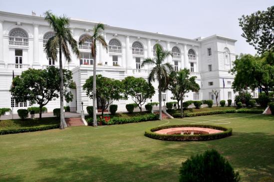 L'hôtel Maidens à Delhi
