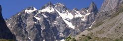 Descente du Glacier Noir (Pic Coolidge et Fifre)