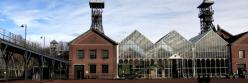 Le centre minier de Lewarde dans le Nord (aujourd'hui musée)