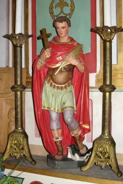 St Expédit à la chapelle des Cernoniers