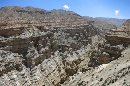 Un sacré canyon !