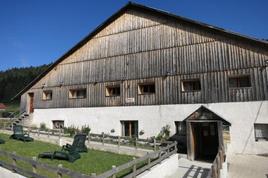 L'auberge du Vieux Châteleu, haut lieu historique de la guerre 39-45
