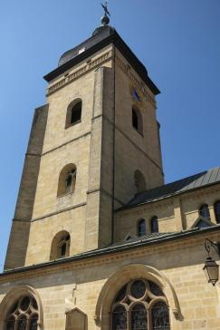 Pontarlier (église Saint-Benigne)