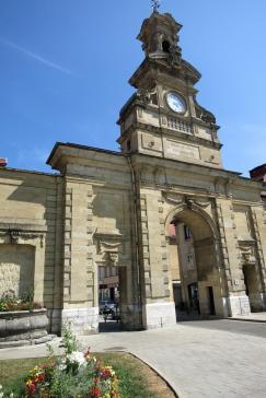 Pontarlier (la Porte Saint-Pierre)