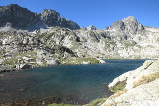 Le grand lac Cambalès