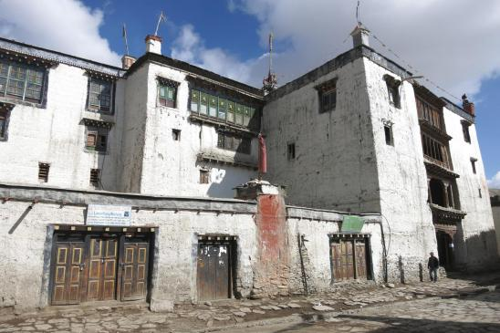 Le Royal Palace de Lo Monthang