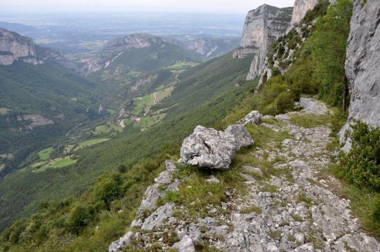 Côté Drôme, le Pas de l'Allier