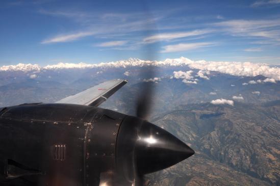 Du Karyolung au Makalu en passant par Sagarmatha et Lhotse, il est vrai que c'est beau !