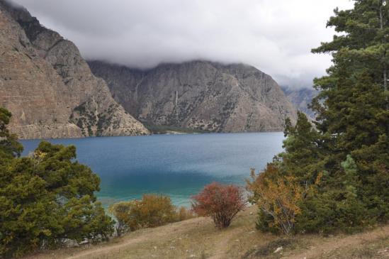Le lac Phoksundo