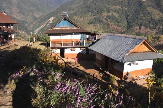 Les lodges de Phomphe danda