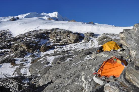 Mera peak BC (Mera La)