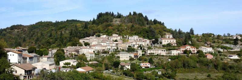 Le village médiéval de Chalencon