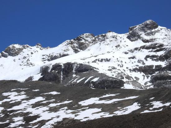 Les Yala peaks