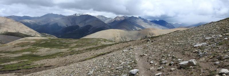Entre le Jhyarkoi La et Lajar Sumna