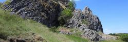 Le dyke du Rocher de Brion
