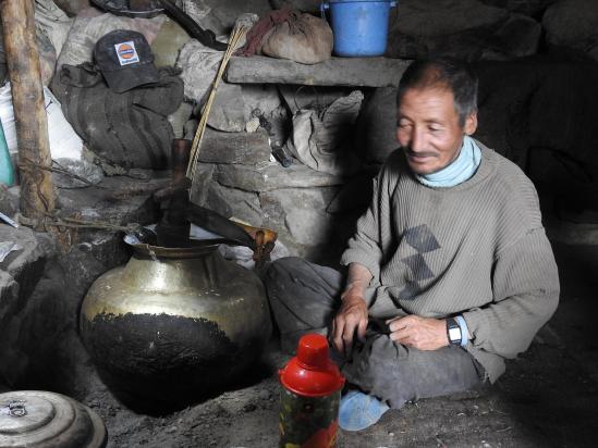 L'un des bergers de Lharmarmo doksa
