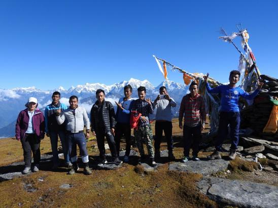 Au sommet du Pike peak II
