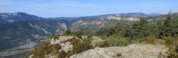 Au sommet de la montagne des Ruelles