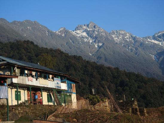 Tashigaon (hameau de Sadema)
