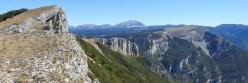 Au sommet du But de l'Aiglette (Hauts plateaux du Vercors et Grand-Veymont)