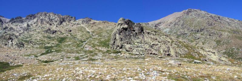 Le vallon de l'Ercu